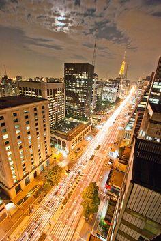 Paulista Avenue - São Paulo SP Brazil