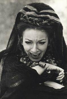Maria Callas, opera singer