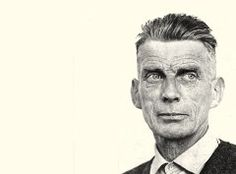 """You're on Earth. There's no cure for that."" - Samuel Beckett"