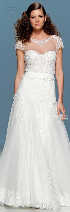 Cymbeline: Barcelona Bridal Week Spring 2015