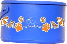 Cool water bowls for your dog - www.MyKoolDog.com