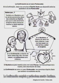 SGBlogosfera. Amigos de Jesús: SACRAMENTO DE CONFIRMACIÓN