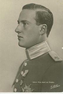 Prinz Carl von Schweden, Prince of Sweden by Miss Mertens, via Flickr