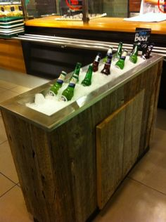 Have you thought of offering customers drinks on ice, as they queue to boost Coffee Shop Sales