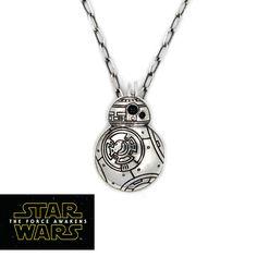 Han Cholo x Star Wars BB-8 necklace