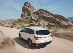 The real adventure starts once you run out of pavement. Take your Honda Pilot to see everything from rocky hills to the mountains to the ocean.
