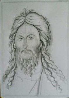 Line Drawing, Painting & Drawing, Christian Drawings, Byzantine Icons, Jean Baptiste, Orthodox Icons, Drawing Techniques, Icon Design, Pattern