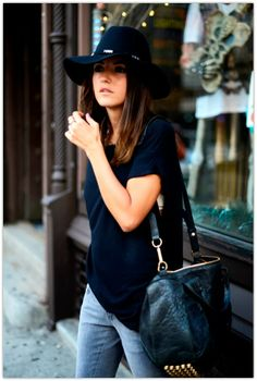A great hat | #falltrends