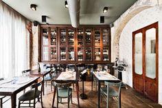 Gianluca Geroli · La Bottega del Vino · Architettura italiana