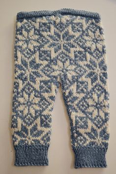Ravelry: Project Gallery for Stjernebukse/Starrypants pattern by Tina Hauglund