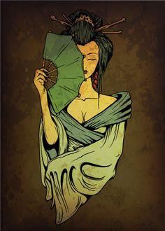 Google Image Result for http://www.pixel77.com/wp-content/uploads/2010/10/geisha-on-grunge-background-vector-illustration.jpg