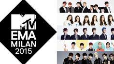 B1A4, BTS, GOT7, GFRIEND, and VIXX Nominated for 2015 MTV EMA's Best Korean Artist