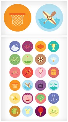 BUTTONS, SPORTS, SYMBOL, BASKETBALL, FOOTBALL, SOCCER, BYCICLE, HELMET