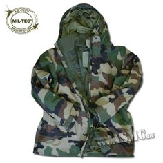 Rain Parka MT-Plus CCE