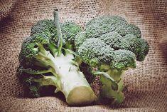 Vegetable, Burlap, Broccoli