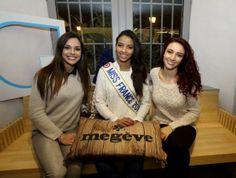 Week-end d'intégration Miss France 2014 _ Marine Lorphelin _ Flora Coquerel & Delphine Wespiser