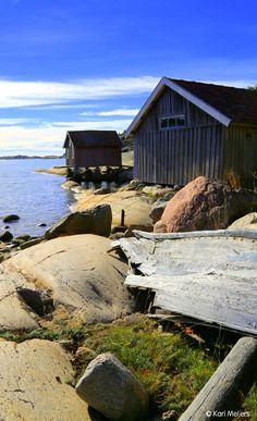 Løkholmen, Sweden
