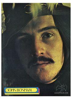 1968-1969 | Led Zeppelin | Official Website Hard Rock, Robert Plant Led Zeppelin, Blues, Houses Of The Holy, John Paul Jones, John Bonham, 70s Music, Shannon Leto, Hottest Pic