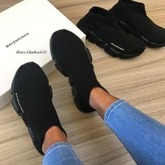 Co-Washing - 4 steps to Ultra Moisturised Relaxed Hair [Video - Balenciaga Trainers Source by - Balenciaga Basket, Balenciaga Shoes, Balenciaga Trainers Outfit, Relaxed Hair, Sneakers For Sale, All Black Sneakers, Cute Shoes, Me Too Shoes, Sock Shoes