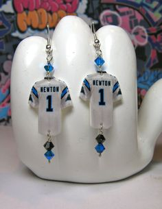 LOVE them! Cam Newton really is a great Panther!