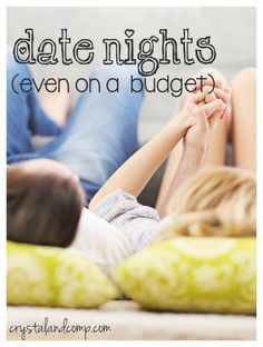 28 date night ideas (even on a budget)