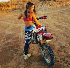 www.wearethebikerstore.com | Leather, Skull, Bikers, Fashion, Men, Women, Home Decor, Jewelry, Acccessory. Dirt Bike Girl, Pink Dirt Bike, Lady Biker, Biker Girl, Motocross Maschinen, Motocross Girls, Motocross Gear, Monster Energy Girls, Chicks On Bikes