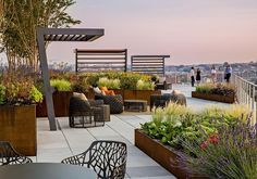Image result for apartment amenity roof deck