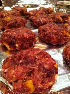 Duck and Sausage Sliders   http://www.nevadafoodies.com/ground-duck-and-sausage-sliders/
