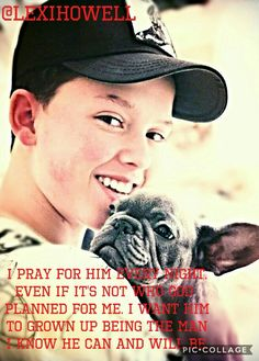 Edit made by me!!  Yes I do pray for him!! Don't judge!!