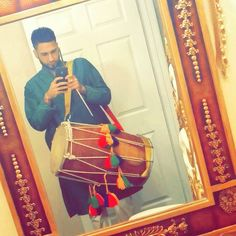 I will never be able to thank music enough for always being there for me.  #dhol #dholi #indian #bhangra #panjabi #punjabi #instadaily #instamusic #music #drums #drummer #instadrums #weddings #instaweddings #MusicIsSacred by jupmasterg