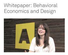 Intro to Behavioral Economics Behavioral Economics, Service Design