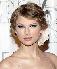 Taylor Swift - Curly
