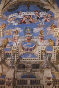 All sizes   Ceiling fresco   Flickr - Photo Sharing!