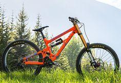 The Darkside, Banshee's 180mm park bike, gets put to the test.