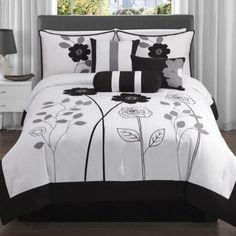 Rowe 7 Piece Comforter Set