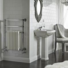 Be inspired... © Vogue UK Ltd #interiordesign #bathroom #bespoke #vintage