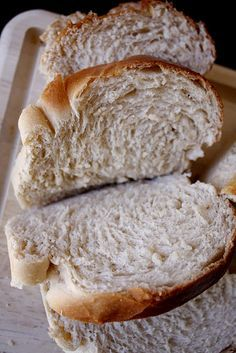 Supposedly the 'best bread ever'.  Looks it with great step-by-step pics