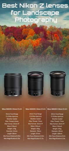 The ultra-wide mount system of the Nikon Z lenses family allows you to capture more light in the shot. Combined with the short distance between the bayonet and the sensor, this means a significant reduction in brightness in the image's peripheral areas. The result is new possibilities for capturing details and nuances – right down to the picture's edge. Lens For Landscape Photography, Photography Gear, Photography Business, Fine Art Photography, Street Photography, Nature Photography, Shallow Depth Of Field, Mount System, Chromatic Aberration