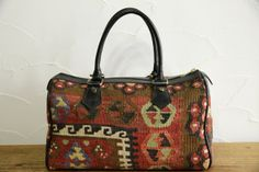KelimTasche  Türkische Ledertasche  KelimLedertaschen von kilimlife, $190.00