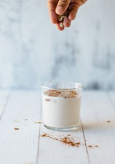 Luvo's Sprouted-Almond Horchata Recipe