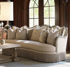 Salon Sofa | Lexington | Home Gallery Stores