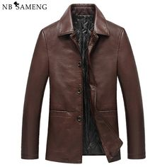 High Quality Thicker Leather Jacket Mens Leather Jackets And Coats Veste Cuir Homme Chaqueta Cuero Hombre Deri Ceket nswt3077
