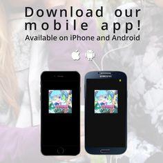 """""""Ahora también puedes escuchar 'Radio Vocaloid' en sus móviles gracias a nuestra aplicación gratuita, descargarlo haciendo clic aquí!"""" - """"You can now also listen to 'Radio Vocaloid' on your mobile thanks to our free app, download it by clicking here!""""  IOS: https://itunes.apple.com/us/app/radiovocaloid/id949260851…  Android: https://play.google.com/store/apps/details…"""