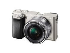09b61ea62bc Sony Alpha a6000 Mirrorless Digital Camera with 16-50mm Power Zoom Lens  (Silver)