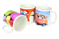 Photo Mug Sublimation Printing with Sublimation Equipments Sublimation Mugs, Photo Printer, Inkjet Printer, Gift For Lover, Photo Mugs, Unique Gifts, Eggs, Printing, Blog