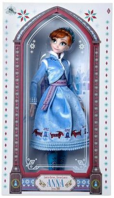 Foto of Olaf's Frozen Adventure Doll - Anna for Fans of Disney Limited Edition Puppen 40908764 Frozen Disney, Anna Frozen, Olaf Frozen, Disney Barbie Dolls, Disney Princess Dolls, Disney Animator Doll, Barbie Toys, The Aristocats, Princesa Ariel Disney