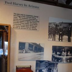 Fred Harvey developed the first chain of hotels and restuarants in America