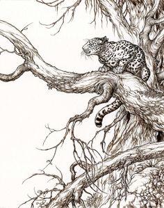ghost in the machine - Himmapaan 1. Leopard