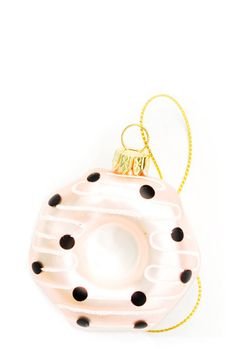 Frosted Donut Ornament!