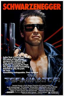 Only In The Movies: 80's Month Day 6: The Terminator